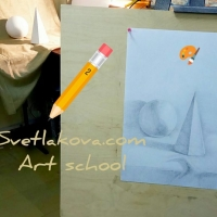 Урок рисунка
