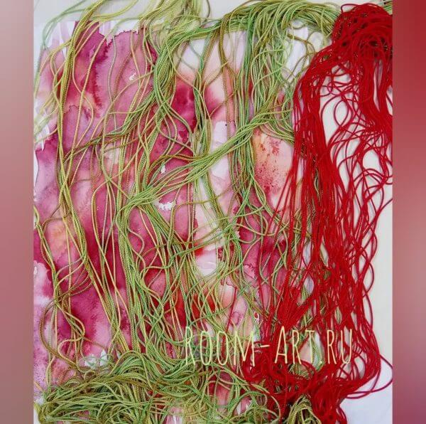 Стиль и цвет в интерьере и шторах