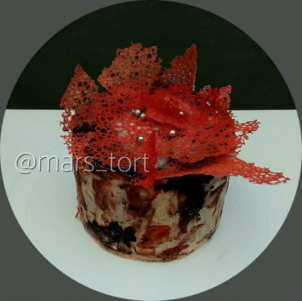 Роспись тортов